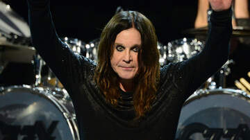Ken Dashow - Devastated Ozzy Osbourne Postpones Entire Tour Due to Illness