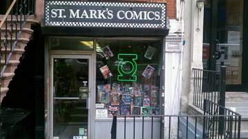 Local News - St. Mark's Comics Will Close After 36 Years In The East Village