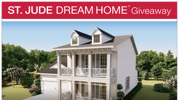 None - 13th Annual Mississippi Gulf Coast St. Jude Dream Home Giveaway
