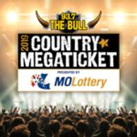 Get your 2019 Country Megatickets!