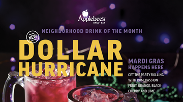 Bull Buzz - Applebee's Is Selling $1 Hurricanes All Of February