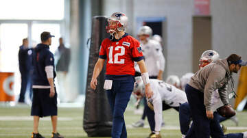 Sports Desk - Patriots In Practice Mode As Super Bowl 53 Approaches