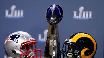 Sports Desk - Plenty Of Super Bowl Prop Bets