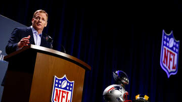 Sports Desk - NFL Commissioner Gives State Of League Address