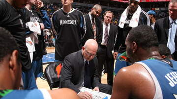 Allen's Page - LISTEN: Get to know new(and old) #Wolves assistant Jerry Sichting! #92Noon!