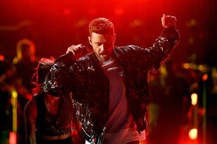 Justin Timberlake Sang Happy Birthday To Himself