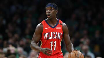 Louisiana Sports - Pelicans Win Against Thunder, Lose Davis To Injury