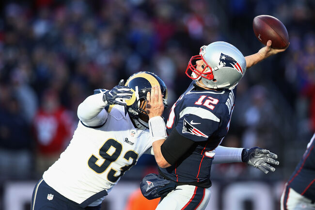 The 'Madden NFL' video game predicts that the LA Rams will beat the New England Patriots in the Super Bowl