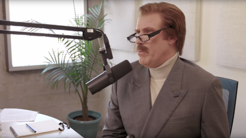 Sports - 'The Ron Burgundy Podcast' Arrives February 7: Listen To The New Trailer