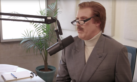 image for 'The Ron Burgundy Podcast' Arrives February 7: Listen To The New Trailer