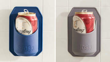 Klinger - Shower Beer Drinkers....The Shower Beer Holder Has Arrived!