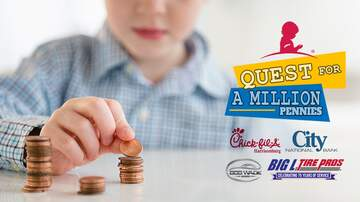 KCY Country St Jude Radiothon - Quest for a Million Pennies 2019
