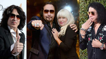 Maria Milito - Ace Frehley's Wife Says KISS Tried to Have Him Killed in the '70s
