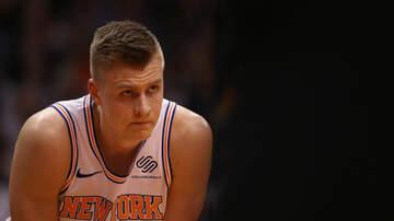 Sports Desk - Porzingis headed to Mavs in big trade with Knicks