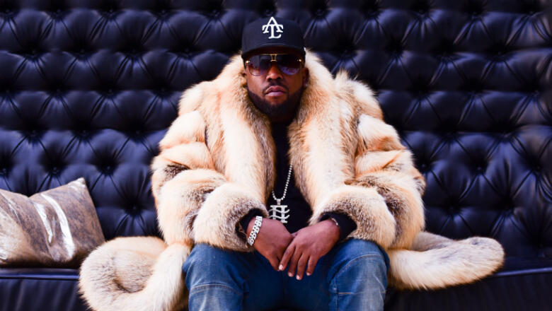 Go Behind-The-Scenes Of Big Boi's 'Doin' It' Music Video