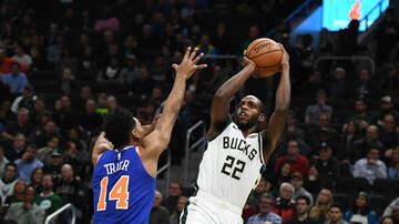 Bucks - Khris Middleton Selected to 2019 NBA All-Star Game