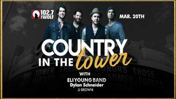 None - Country In The Tower With Special Guest: Eli Young Band