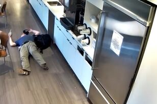 Man Charged for Faking Slip and Fall