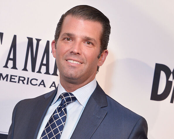 Photo of Don Jr by Getty Images