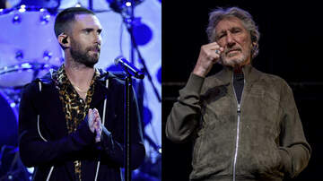 Maria Milito - Roger Waters Calls on Maroon 5 to 'Take a Knee' at Super Bowl