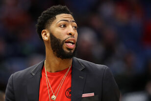 Pelicans To Permit Davis To Play Rest Of Season