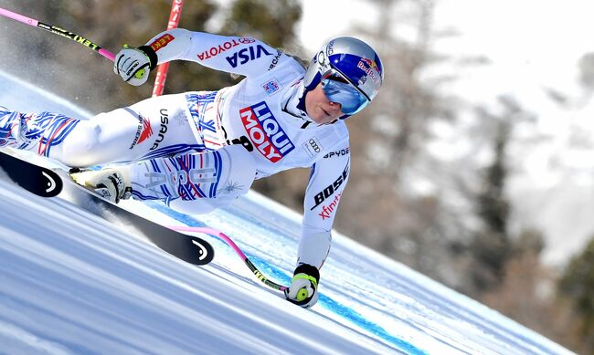 Vonn will step away from skiing after the upcoming World Championships in Sweden