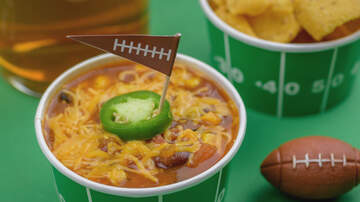 Pat McMahon - Super Bowl Sunday: How Much We're Eating & Alternatives To The Big Game