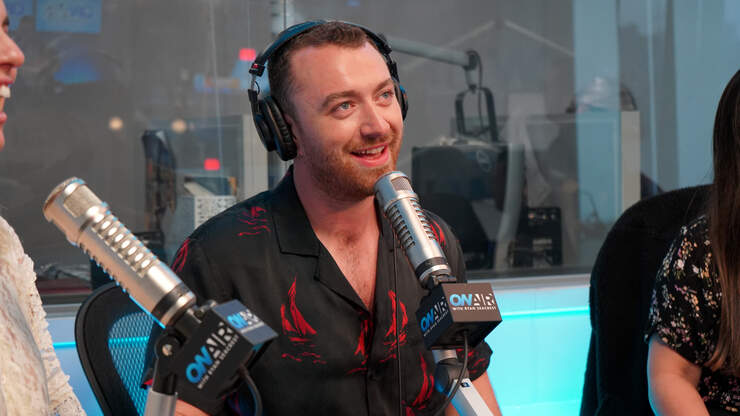 """Listen to Sam Smith's Stunningly Beautiful Cover of Coldplay's """"Fix You"""""""
