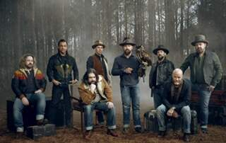 None - Zac Brown Band at The AMP
