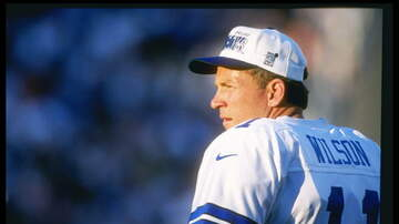 Dallas Cowboys - Former Cowboys Quarterback & Coach Wade Wilson Passes Away