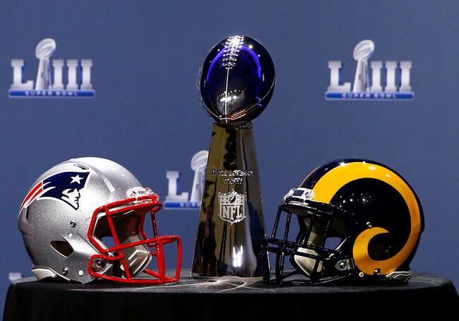 Super Bowl LIII Getty Images