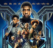 Sonya Blakey - See Black Panther for free in honor of Black History Month