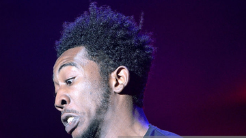 Trey White - Desiigner calls Kanye West Crazy
