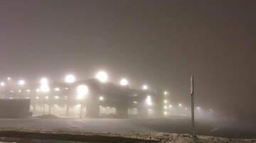 Local News - Fog so dense Iowa flight diverted to Kansas City VIDEO
