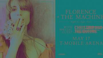 None - Florence and the Machine at T-Mobile Arena