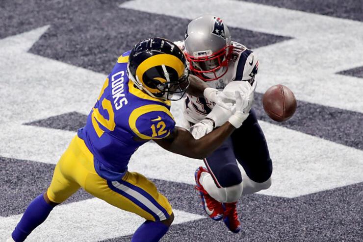 Patriots win Super Bowl LIII