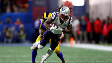 The KFAN Bits Page - Cordarrelle Patterson just won a Super Bowl as Patriots defeat Rams