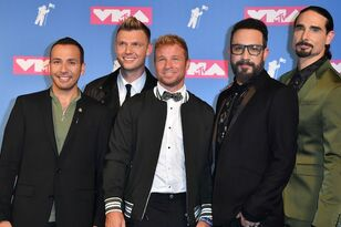 Backstreet Boys' 'DNA' Becomes Band's First No. 1 Album In Nearly 20 Years
