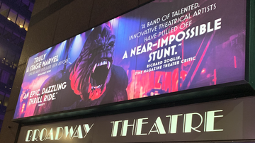 iHeartRadio Broadway - Real Review: King Kong On Broadway
