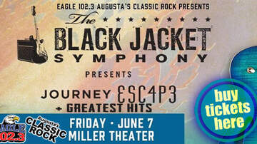 Cliff Bennett - Presale LIVE for Black Jacket Symphony's JOURNEY Tribute!