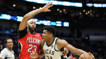 Bucks - Anthony Davis would sign with Bucks long-term if he got traded to Milwaukee