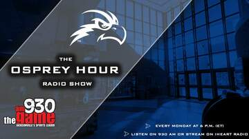 The Osprey Hour Blog - The Osprey Hour with Brian O'Brien & Anthony Hannah