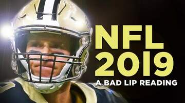 Lindsey Marie - WATCH: A Bad Lip Reading NFL 2019 Is Here!