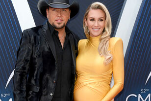 Jason Aldean Welcomes Baby Navy Rome
