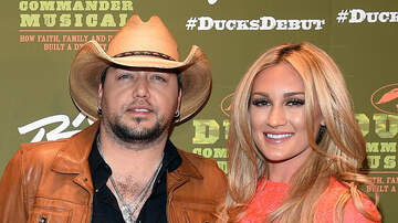 WMZQ Trending - Jason & Brittany Aldean Welcome Daughter, Navy Rome 👶🏼