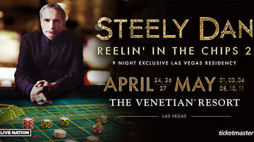 None - Steely Dan Reelin' In The Chips 2 Residency at The Venetian Theatre