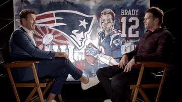 Paul and Al - Brady Sits Down With Romo To Talk Everything Football And Winning