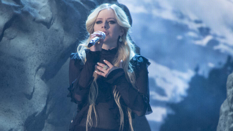 Avril Lavigne Confronts Health Battle On New Song 'Warrior': Hear A Snippet