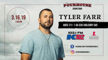None - Tyler Farr at The Pourhouse