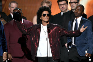 Bruno Mars Is Getting A 11-Show Residency In Las Vegas